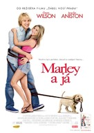 Marley & Me - Czech Movie Poster (xs thumbnail)