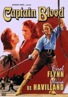 Captain Blood - DVD cover (xs thumbnail)