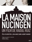 Nucingen Haus - French Movie Poster (xs thumbnail)