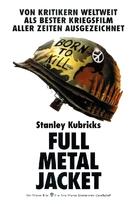 Full Metal Jacket - Swiss Movie Poster (xs thumbnail)