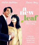 A New Leaf - Blu-Ray movie cover (xs thumbnail)