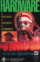Hardware - Australian VHS cover (xs thumbnail)