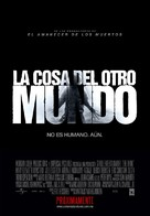 The Thing - Mexican Movie Poster (xs thumbnail)