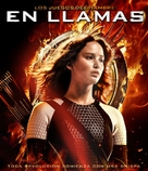 The Hunger Games: Catching Fire - Mexican Movie Cover (xs thumbnail)