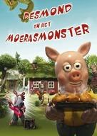 Desmond & träskpatraskfällan - Dutch Movie Poster (xs thumbnail)