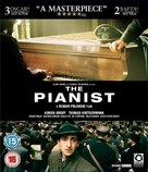 The Pianist - British Blu-Ray movie cover (xs thumbnail)