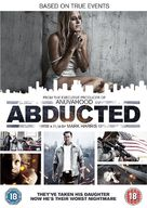 Abducted - British DVD movie cover (xs thumbnail)