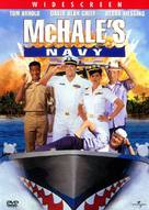 McHale's Navy - DVD cover (xs thumbnail)