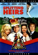 Splitting Heirs - DVD cover (xs thumbnail)