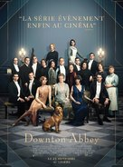 Downton Abbey - French Movie Poster (xs thumbnail)