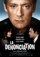La dénonciation - French Re-release movie poster (xs thumbnail)