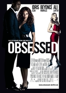 Obsessed - German Movie Poster (xs thumbnail)