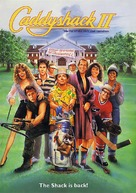 Caddyshack II - DVD movie cover (xs thumbnail)