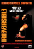 Irréversible - Danish DVD cover (xs thumbnail)