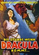 La maschera del demonio - German Movie Poster (xs thumbnail)