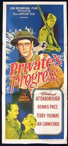 Private's Progress - Movie Poster (xs thumbnail)