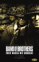 """Band of Brothers"" - German VHS movie cover (xs thumbnail)"