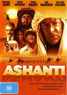 Ashanti - Australian DVD cover (xs thumbnail)
