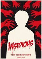 Insidious - British Movie Poster (xs thumbnail)