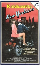 I Love N.Y. - Finnish VHS cover (xs thumbnail)
