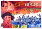 The Plainsman - French Movie Poster (xs thumbnail)