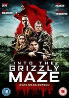 Into the Grizzly Maze - British Movie Cover (xs thumbnail)