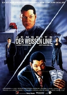 Deep Cover - German Movie Poster (xs thumbnail)