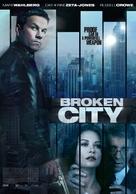 Broken City - Dutch Movie Poster (xs thumbnail)