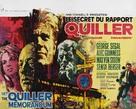 The Quiller Memorandum - Belgian Movie Poster (xs thumbnail)