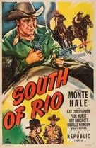 South of Rio - Movie Poster (xs thumbnail)