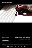 Stille vor Bach, Die - French Movie Poster (xs thumbnail)