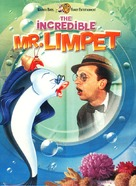 The Incredible Mr. Limpet - DVD cover (xs thumbnail)