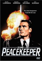 The Peacekeeper - DVD cover (xs thumbnail)