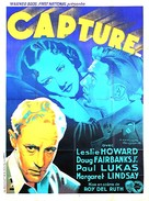 Captured! - French Movie Poster (xs thumbnail)