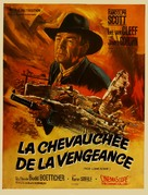 Ride Lonesome - French Movie Poster (xs thumbnail)