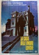 House of the Long Shadows - Italian Movie Poster (xs thumbnail)