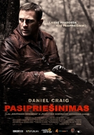 Defiance - Lithuanian Movie Poster (xs thumbnail)