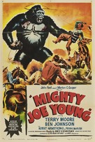 Mighty Joe Young - Movie Poster (xs thumbnail)