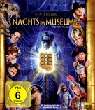 Night at the Museum: Battle of the Smithsonian - German Blu-Ray cover (xs thumbnail)