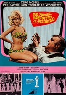 The Producers - Italian Movie Poster (xs thumbnail)