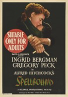 Spellbound - Australian Movie Poster (xs thumbnail)