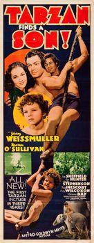 Tarzan Finds a Son! - Movie Poster (xs thumbnail)