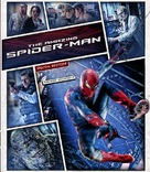 The Amazing Spider-Man - Blu-Ray cover (xs thumbnail)
