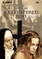 Storia di una monaca di clausura - DVD cover (xs thumbnail)