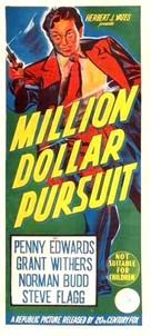 Million Dollar Pursuit - Australian Movie Poster (xs thumbnail)