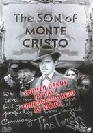 The Son of Monte Cristo - DVD movie cover (xs thumbnail)