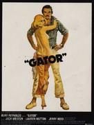 Gator - French Movie Poster (xs thumbnail)
