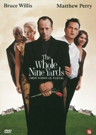 The Whole Nine Yards - Dutch Movie Cover (xs thumbnail)