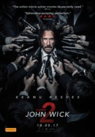 John Wick: Chapter Two - Australian Movie Poster (xs thumbnail)