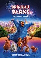 Wonder Park - Latvian Movie Poster (xs thumbnail)